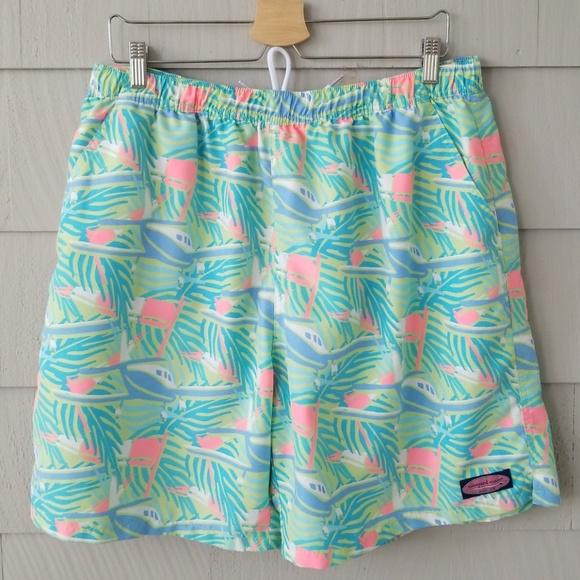 20ddd5cd06 Vineyard Vines Swim | Mens Trunks Shorts Xl | Poshmark